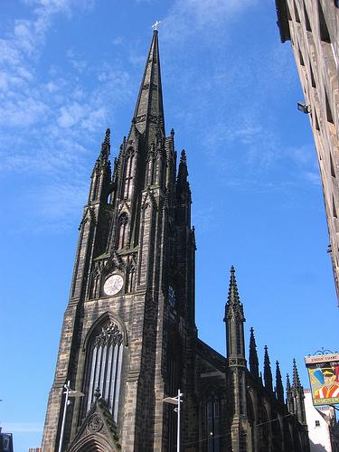 Iglesia highland tolbooth edimburgo datos horarios precios for Oficina turismo edimburgo