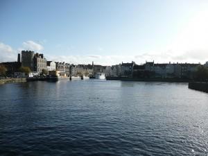 Puerto de Leith - Edimburgo