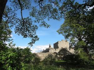 castillo de Craigmillar - Edimburgo