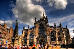 Fachada Catedral de St.Giles