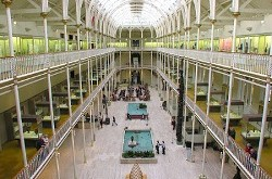 Museo Nacional de Escocia (National Museum of Scotland)