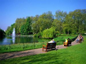 Foto del Jardín Botánico  Edimburgo