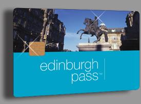 Tarjeta Edinmburgo pass
