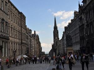 Milla Real de Edimburgo