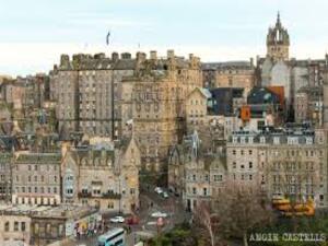 Casco antiguo de Edimburgo (Old Town)