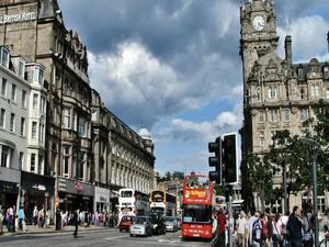 Princes Street - Edimburgo
