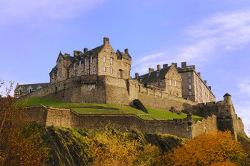 Vista de Castillo Edimburgo