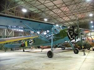 Museo Nacional de la Aviación - Escocia